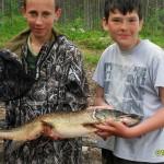 Школа юного рыбака