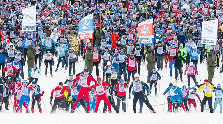 В соревнованиях примут участие более 20 тыс. москвичей / Фото Mos.ru