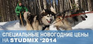 Скидки на StudMix '2014