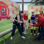 Лагерь в выходные в Подмосковье