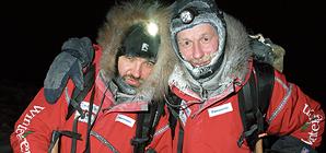 Матвей Шпаро и Борис Смолин