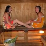Детский лагерь в Карелии