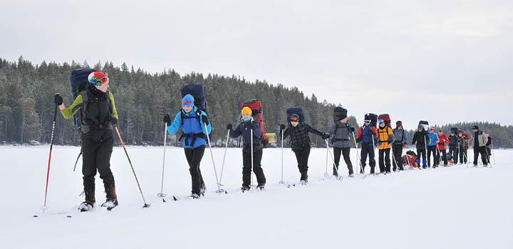 В Карелии собрались 32 подростка из 10 российских регионов