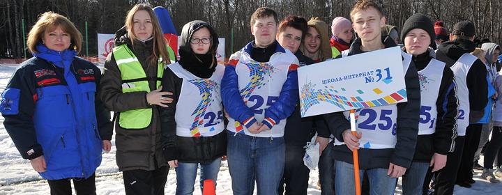 Светлана Борисовна Титова и ее команда