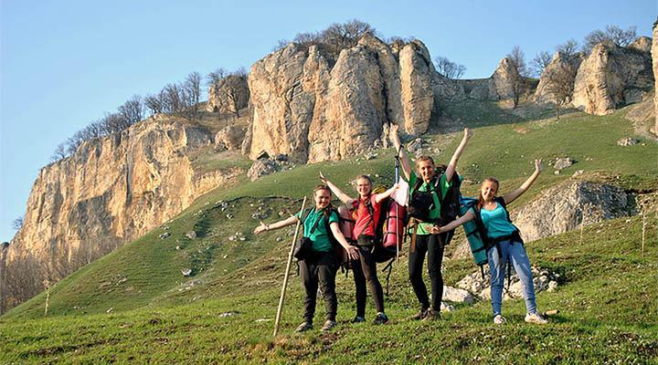 Вас приглашает детский лагерь «Большое Приключение» в Краснодарском крае.