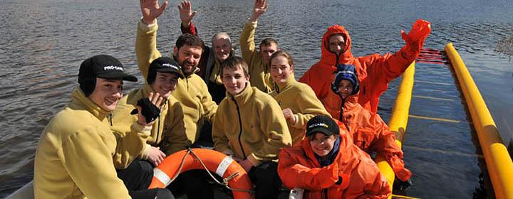 Молодежная полярная экспедиция 2014 года