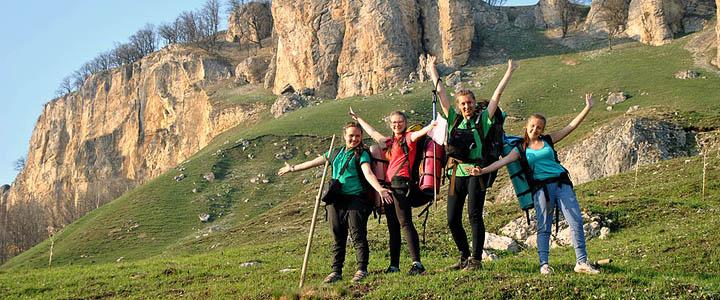 Вас приглашает детский лагерь «Большое Приключение» в Краснодарском крае