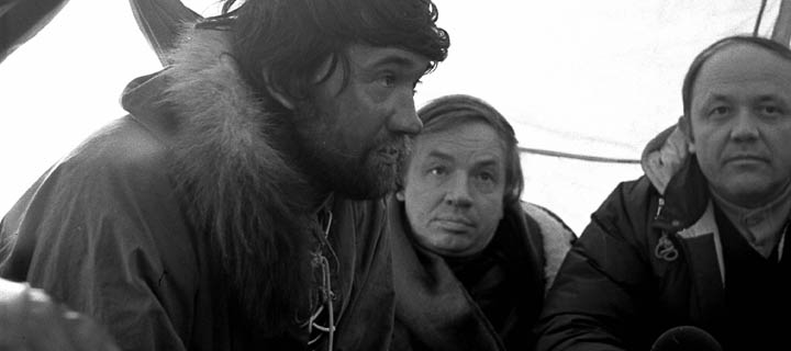 Дмитрий Шпаро, поэт Андрей Вознесенский, телеведущий Юрий Сенкевич