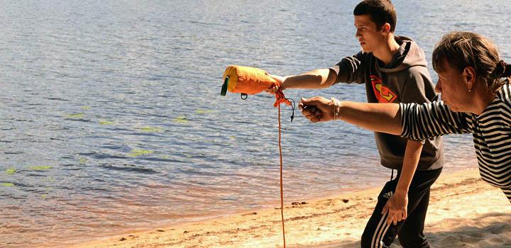 Норматив по метанию гранаты мы заменим метанием «морковки»