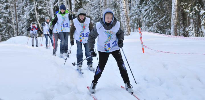 К ежегодным февральским стартам в Истре дети готовятся, как к Олимпийским играм