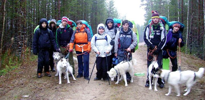 Воспитанники коррекционной школы VI вида путешествуют в «Большом Приключении»