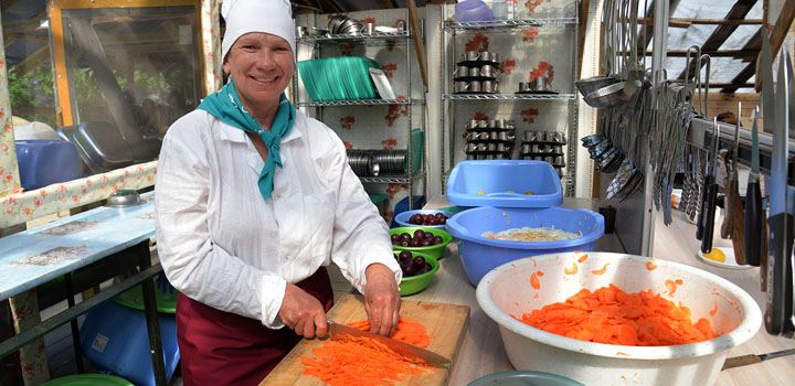 От морковки станет всем теплей