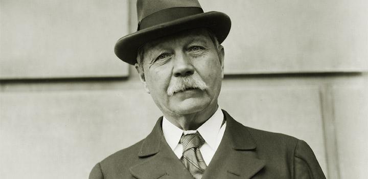Сэр Артур Конан Дойл (1859-1930)