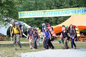 вопросы детям для знакомства в лагере