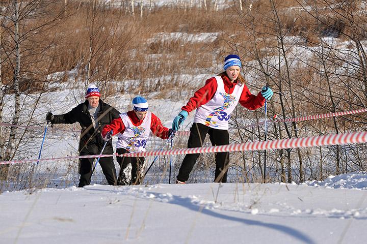 Открытые соревнования на Кубок Мэра Москвы по зимнему туризму.