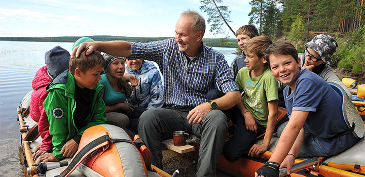От работы вожатого зависит внутренняя гармония детского коллектива.