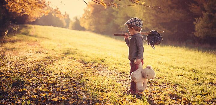 Спросите сами себя: готов ли ваш ребенок к путешествию?
