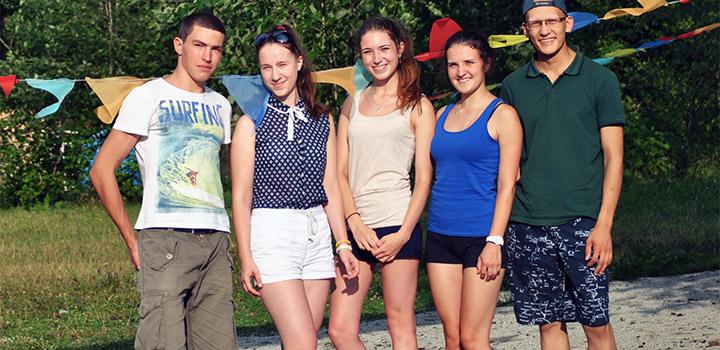 Отличники ЕГЭ-2016 в краснодарском «Большом Приключениии»
