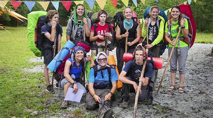 Задача нового союза – убедить детей и родителей в безопасности и полезности туристских походов.