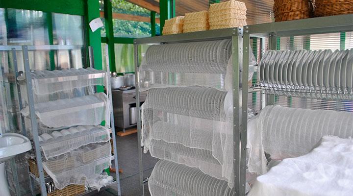 Обновляется оборудование пищеблока.