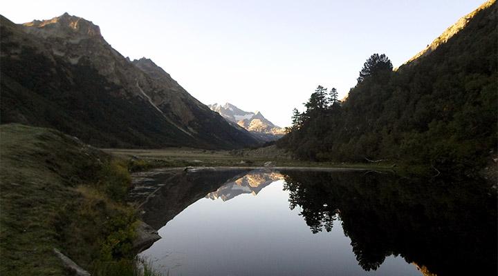 Озеро Каракель