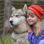 Детский лагерь «Большое Приключение». Дети найдут в нашем вольере компаньона по душе.