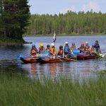 Детский лагерь «Большое Приключение». Карелия – это страна тысячи озер.