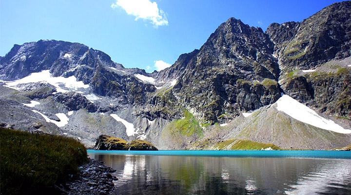 Озеро Роберта Скотта.