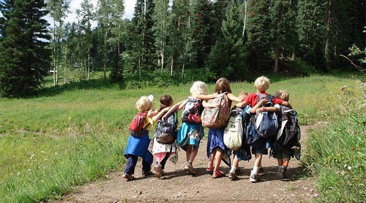 Нужны или нет в походе родители, зависит от того, с какой стороны посмотреть.