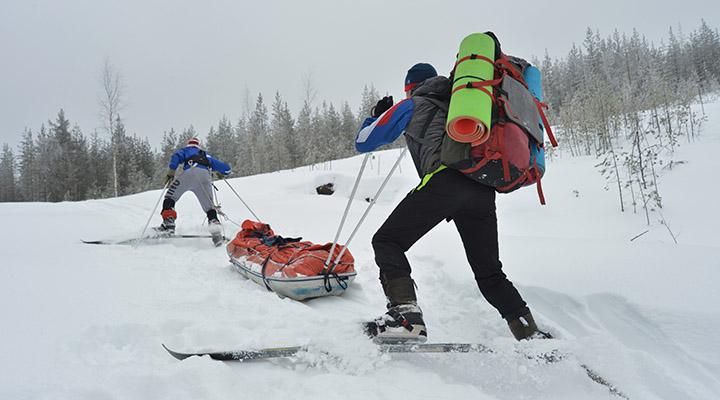 Путь на Северный полюс начинается в Карелии