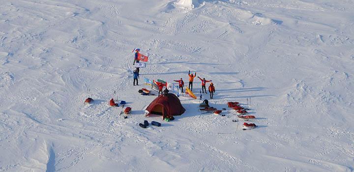 Российская молодежная полярная экспедиция «На лыжах – к Северному полюсу!»
