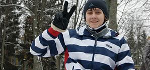 Зимнее «Открытие»