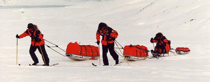 Антарктическое путешествие