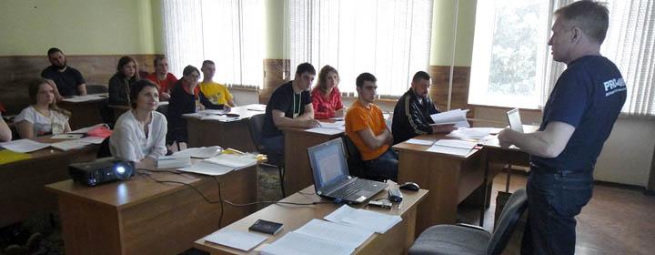 Школа-семинар инструкторов детского-туризма