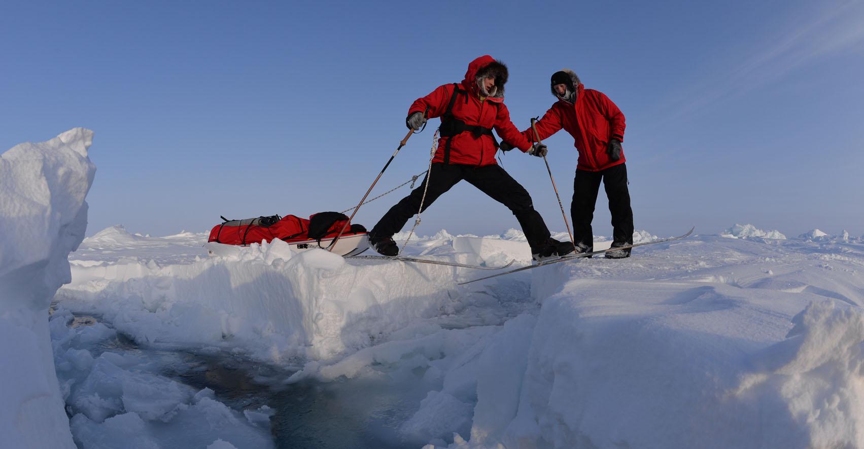 Экспедиция 2014 года стала самым трудным из всех состояавшихся путешествий