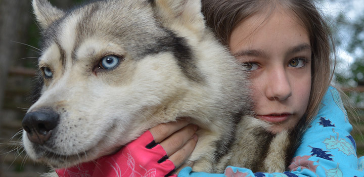 Серый. Девчоночьи уси-пуси не заставят волка улыбнуться.