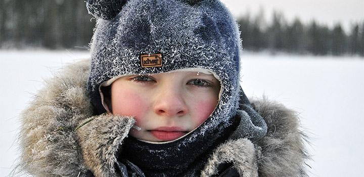 Мороз Румяные Щеки