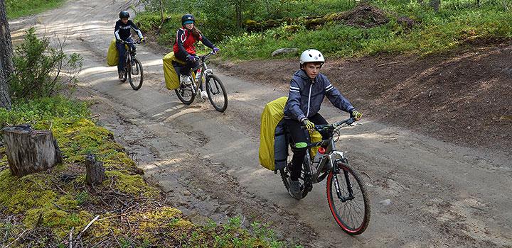 МКК «Большого Приключения» имеет право оценивать пешие и велосипедные походы 1 к. сл., водные – до 3 к. сл.