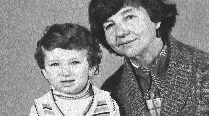 Повезло тем, к кого были правильные бабушки.