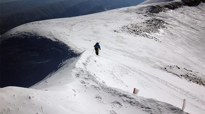 Путь к вершине.