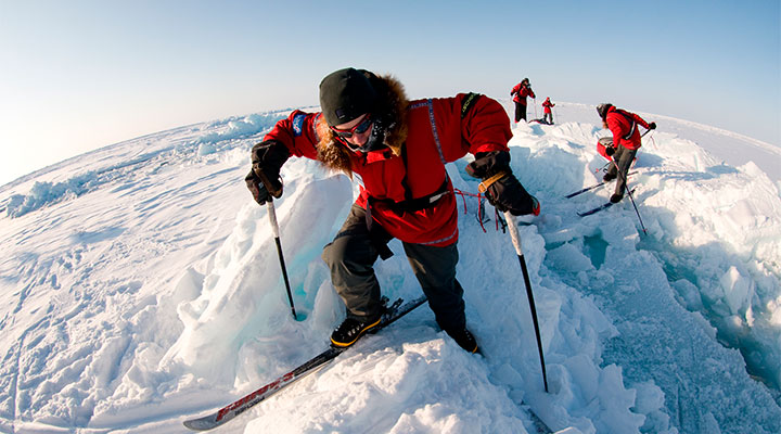 Кто с нами в Арктику?!
