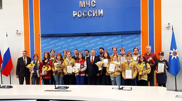 Встреча с министром В. Пучковым