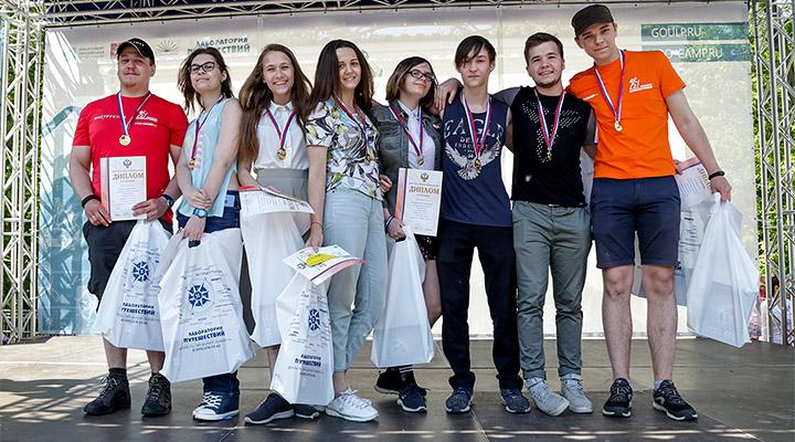 БПшники – чемпионы России по спортивным походам 2017 года!
