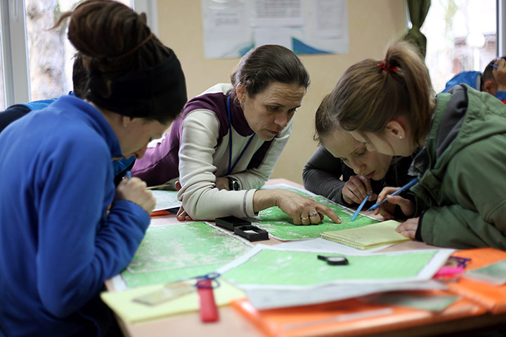 Школа инструкторов детско-юношеского туризма «Большого Приключения» в Краснодарском крае.