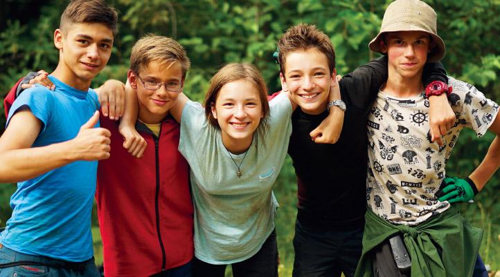 Стипендии Дмитрия Шпаро помогут родителям приобрести путевки в детский лагерь