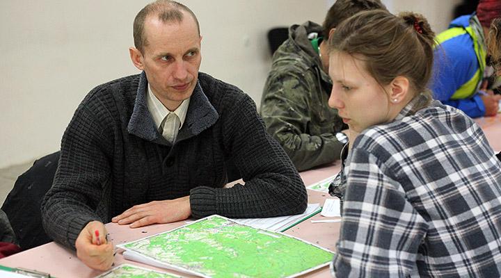 Экзамен принимает Иван Львович Коляда.