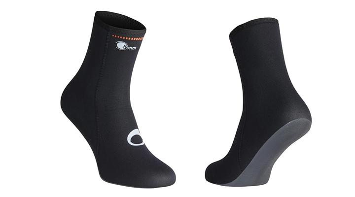 Носки неопреновые, толщина 5 мм