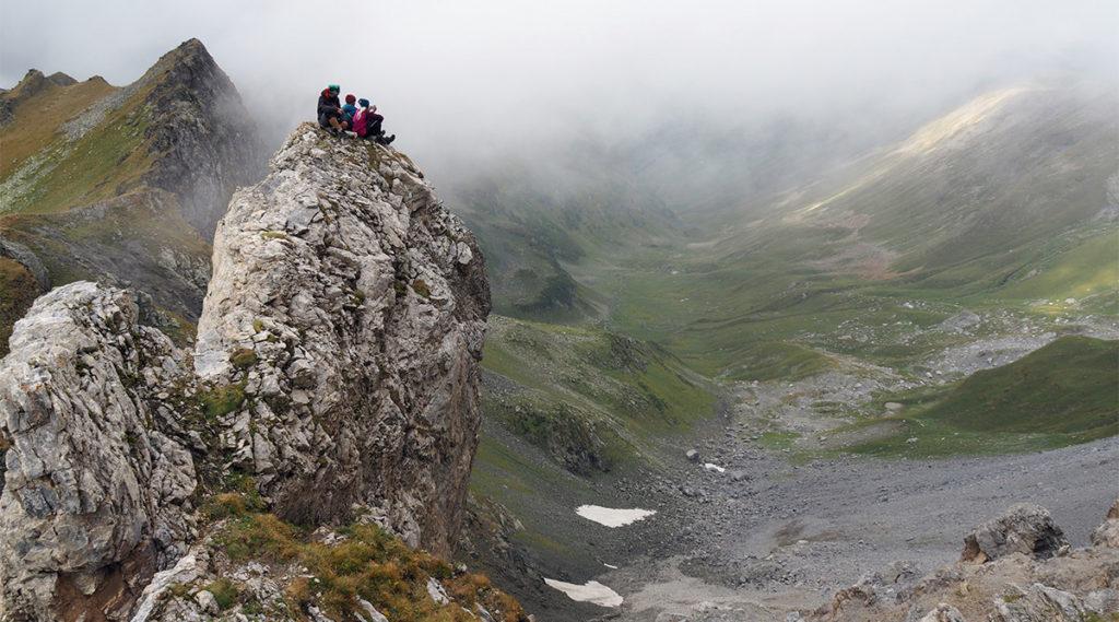 Перевал Загеданский