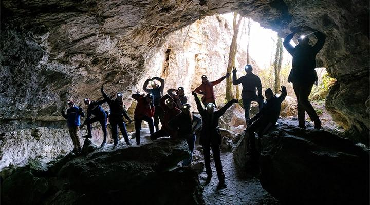 Пещера Зубащенко.