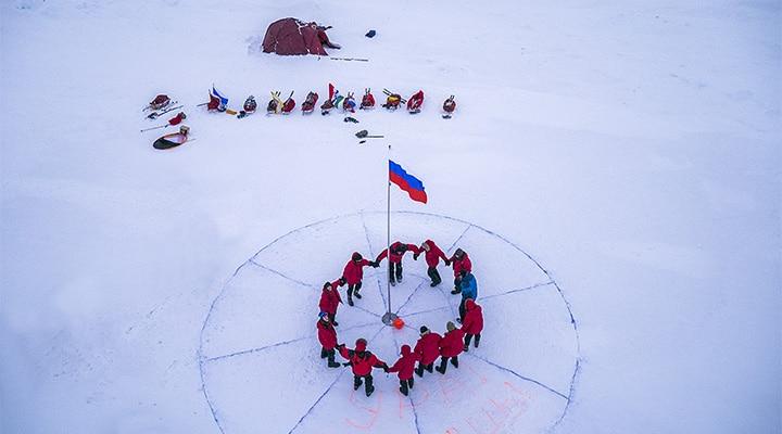 Большая Арктическая экспедиция 2020